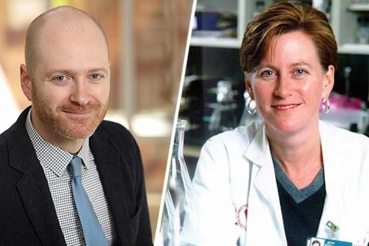 Dr. Zudner and Dr. McNamara from UVA Engineering and UVA Medicine team up for a breakthrough new diagnostic tool.