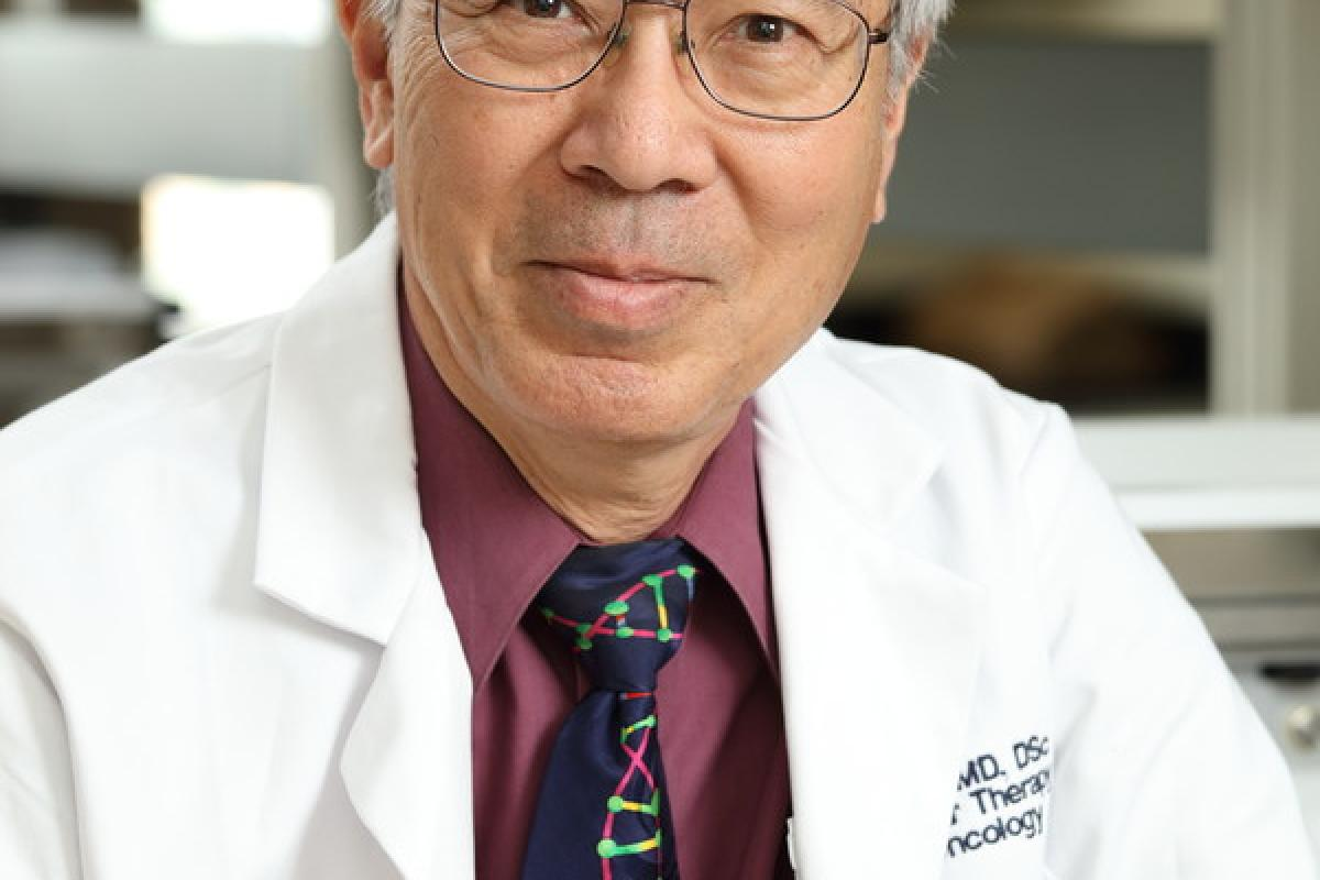 Headshot of Lawrence Lum, MD